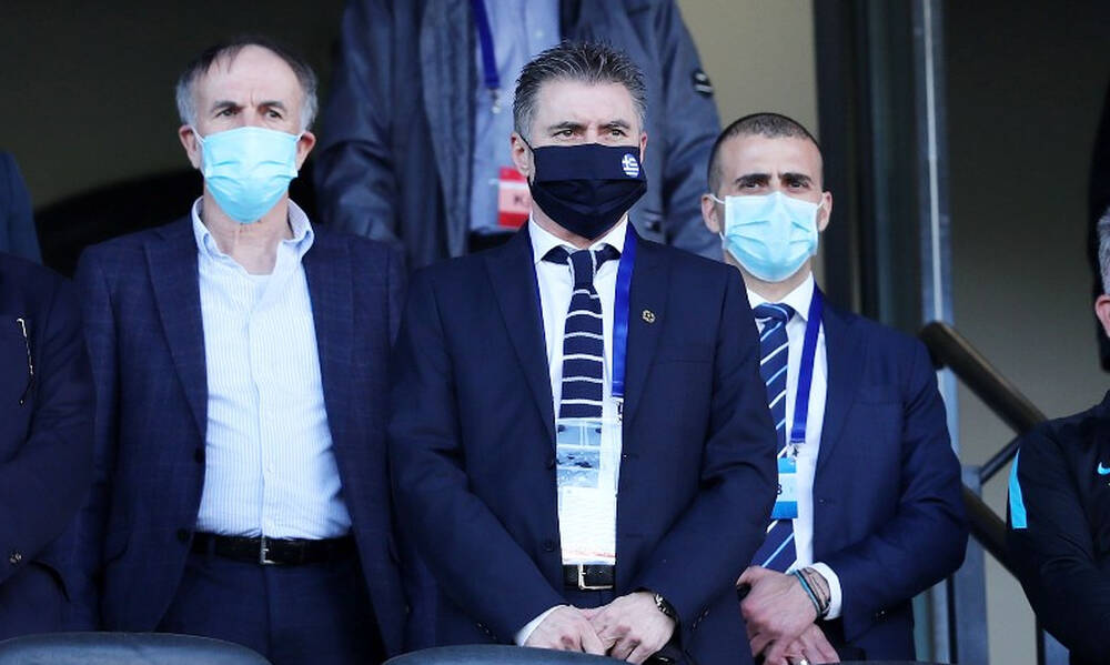 Euro 2020: Το μήνυμα του Ζαγοράκη για Έρικσεν και οι απαιτήσεις των Ελλήνων φιλάθλων (photos)