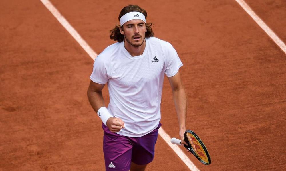 Τελικός Roland Garros Τζόκοβιτς - Τσιτσιπάς: Έτσι πήρε το «θρίλερ» για το 1-0 ο Στέφανος (videos)