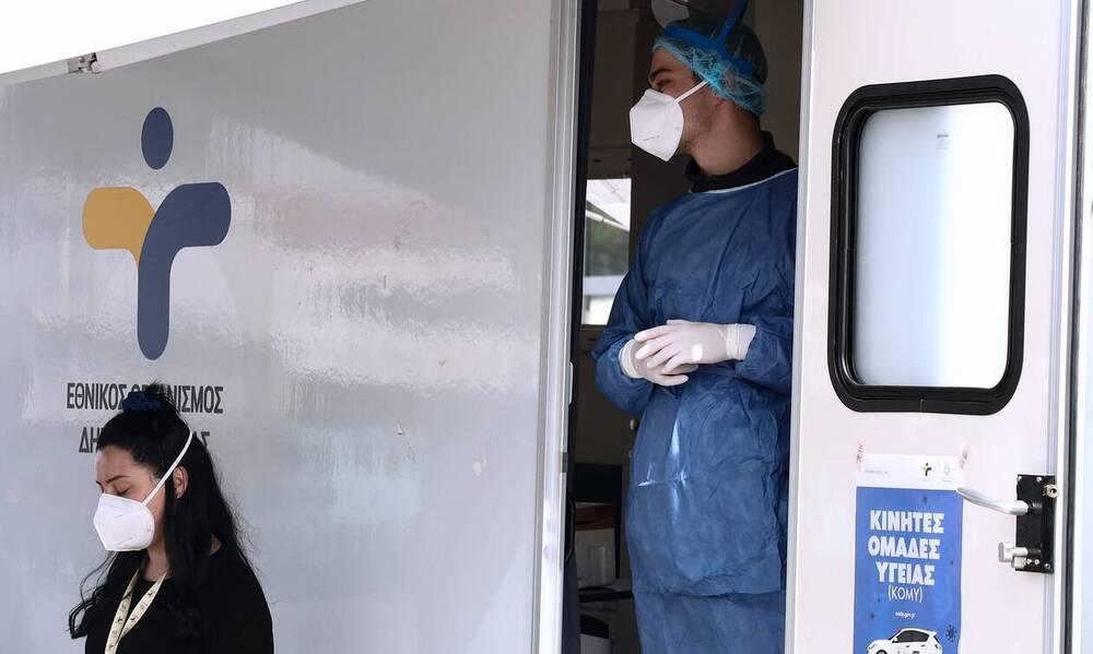 Κρούσματα σήμερα: 297 νέα ανακοίνωσε ο ΕΟΔΥ - 17 θάνατοι σε 24 ώρες, 358 οι διασωληνωμένοι