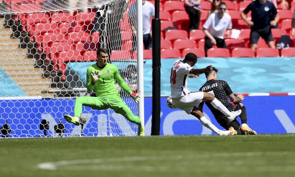 Euro 2020: Αγγλία - Κροατία 1-0
