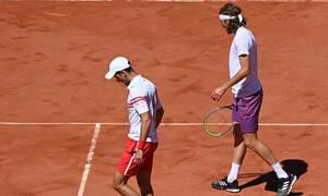 Τελικός Roland Garros Τζόκοβιτς-Τσιτσιπάς: Μαγικό τένις, αλλά μείωσε ο Σέρβος (videos)