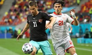 Euro 2020: Ξέφυγαν οι προκλητικοί οι Σκοπιανοί - Κασκόλ με το όνομα «Μακεδονία» στις εξέδρες