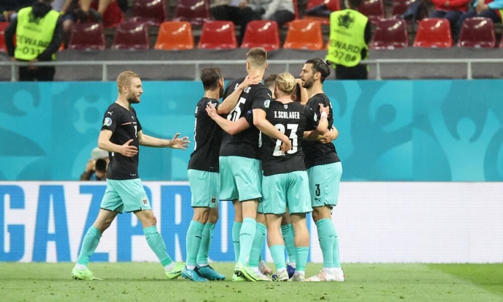 Euro 2020: To «no look» γκολ του Αρναούτοβιτς - Ξέσπασε στο 3-1 (video)