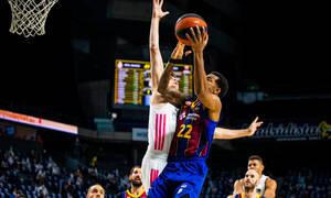 Liga Endesa: Σόου από τον Χίγκινς και κοντά στο πρωτάθλημα η Μπαρτσελόνα