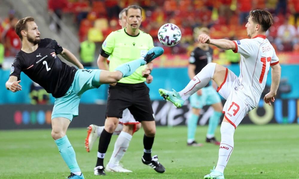 Euro 2020: Προκλητικοί και στη μετάδοση οι Σκοπιανοί - Δεν τήρησαν καν τα προσχήματα