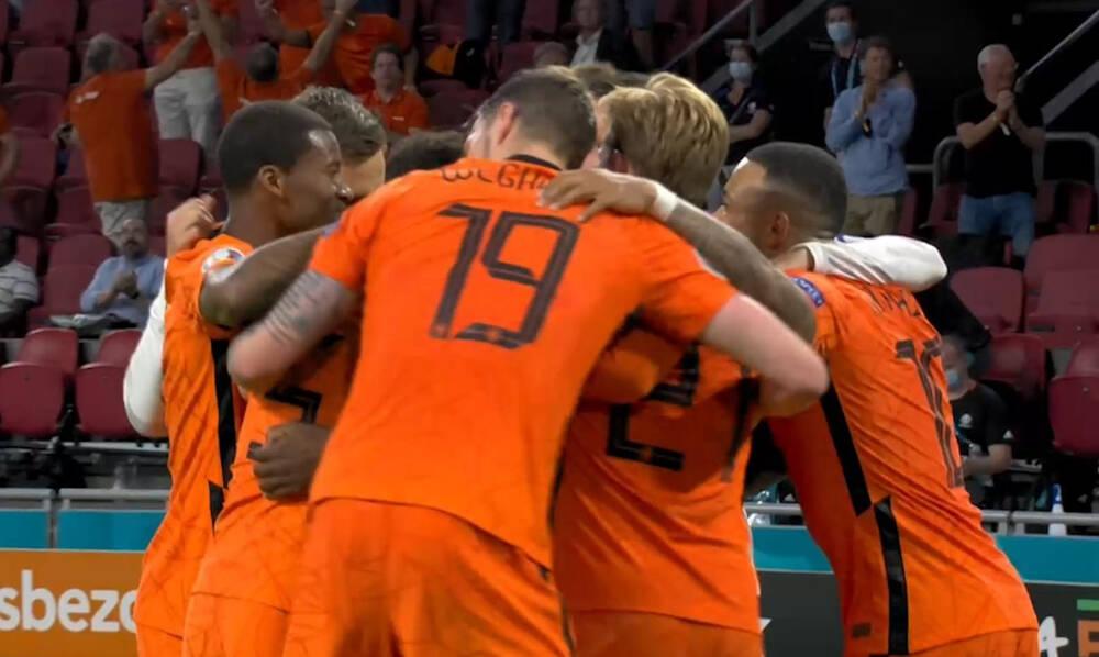 Euro 2020: Ματσάρα και 3-2 - Λύτρωση με Ντάμφρις!
