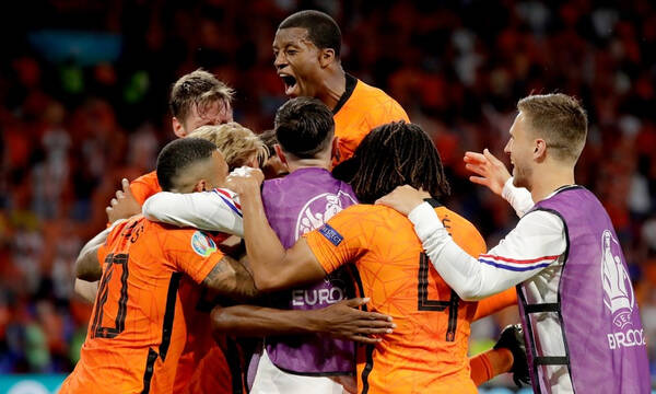 Euro 2020: Ολλανδία-Ουκρανία 3-2  – Τα highlights από το θρίλερ του Άμστερνταμ! (video+photos)
