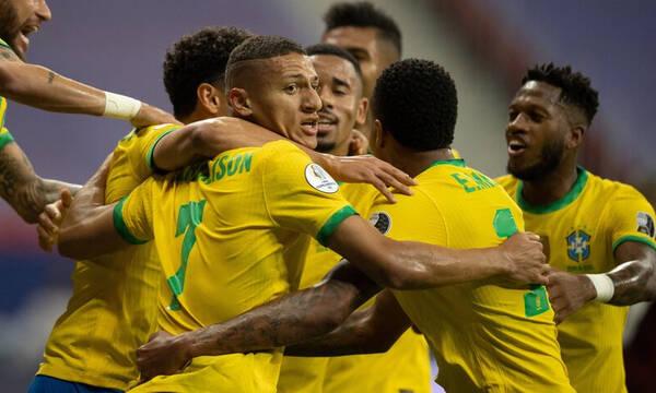 Copa America: Περίπατο η Βραζιλία με Βενεζουέλα – Απειλεί τον Πελέ ο Νεϊμάρ! (videos+photos)