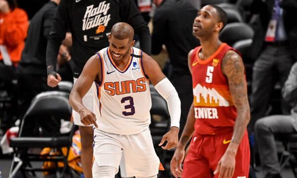 NBA: «Καυτοί» Σανς και... σκούπα στους Νάγκετς (photos+video)
