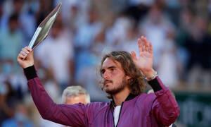 Στέφανος Τσιτσιπάς: Συγκλονίζει ο Έλληνας πρωταθλητής - Η τραγική απώλεια πριν τον τελικό (photos)