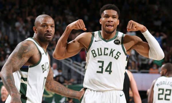 NBA: Το απίθανο σημερινό Top-5 με Αντετοκούνμπο πρωταγωνιστή (video)