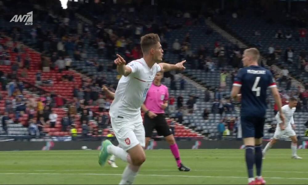 Euro 2020 Σκωτία - Τσεχία: Προβάδισμα με Σικ