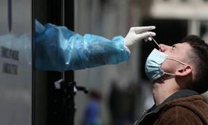 Κρούσματα σήμερα: 472 νέα ανακοίνωσε ο ΕΟΔΥ - 18 θάνατοι σε 24 ώρες, στους 353 οι διασωληνωμένοι
