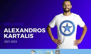Ατρόμητος: «Περιστεριώτης» ο Καρτάλης - Ανακοινώθηκε και επίσημα