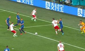 Euro 2020: Γκολ για... σεμινάριο ο Λινέτι (video)