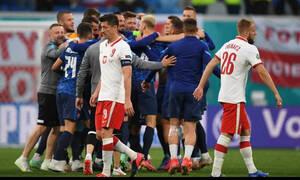 Euro 2020: Πολωνία-Σλοβακία 1-2 - Τα highlights από τη νίκη της παρέας του Μακ! (video+photos)