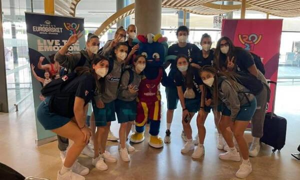 Ευρωμπάσκετ: Στην Ισπανία η Εθνική Γυναικών