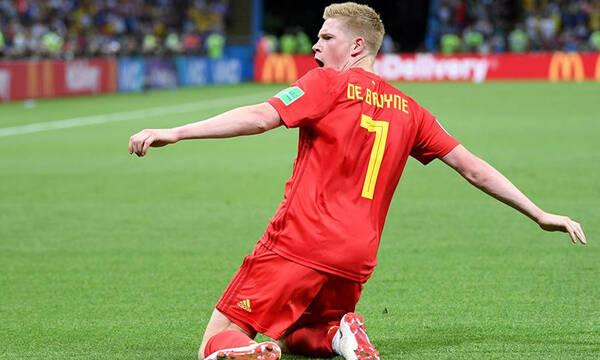 Euro 2020: Προπονήθηκε για πρώτη φορά ο Ντε Μπρόινε