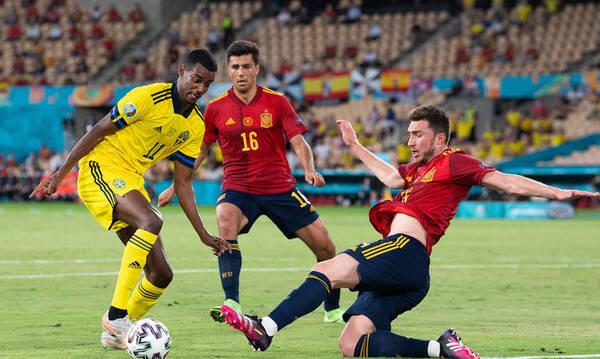 Euro 2020: Ισπανία-Σουηδία 0-0
