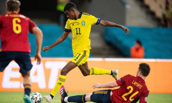 Euro 2020: Ισπανία-Σουηδία - Τα highlights από το δραματικό ματς της Σεβίλλης (video+photos)