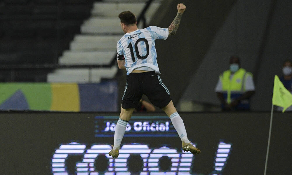 Copa America: Ξεκλείδωσε τη Χιλή με γκολάρα του Μέσι η Αργεντινή! (video+photos)