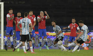 Copa America: Η γκολάρα του Μέσι δεν έφτανε - Η Αργεντινή έμεινε στο 1-1 με τη Χιλή (video+photos)