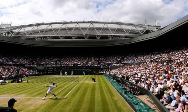 Wimbledon 2021: Με κόσμο το τουρνουά