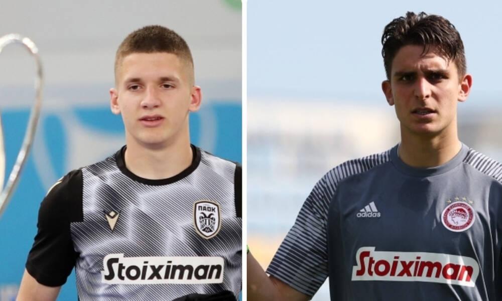 Τζολάκης και Τζόλης υποψήφιοι για το βραβείο «Golden Boy» 2021 (photos)