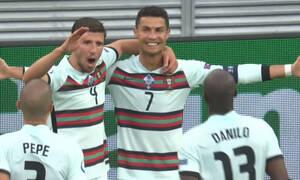 Euro 2020: Ουγγαρία-Πορτογαλία 0-3 (photos+videos)