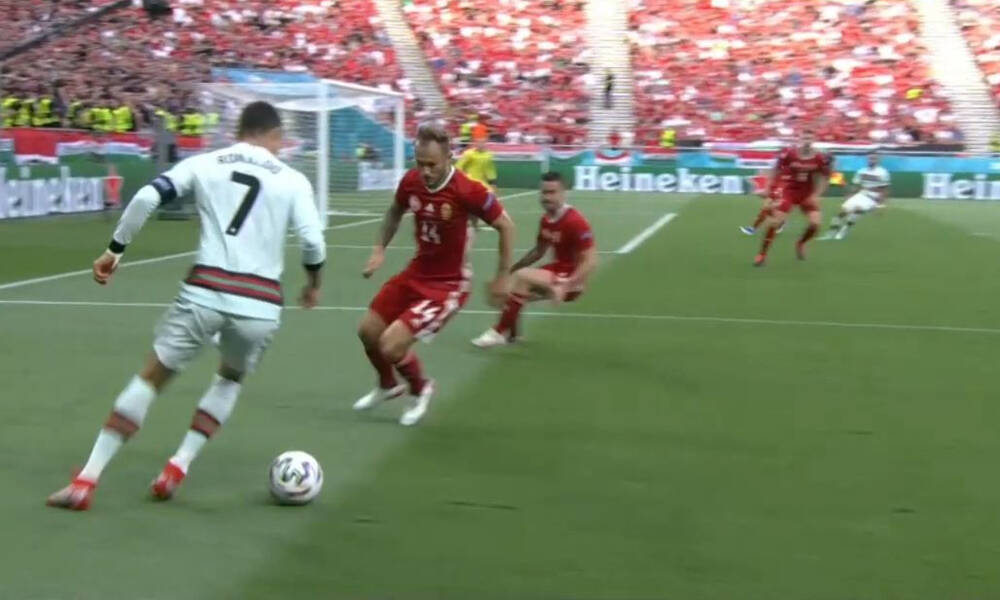 Euro 2020: Ουγγαρία-Πορτογαλία 0-3: Η τριάρα των Πρωταθλητών Ευρώπης (video)