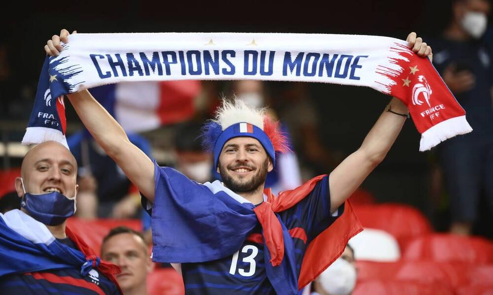 Euro 2020: Οι ενδεκάδες του Γαλλία-Γερμανία (photos)