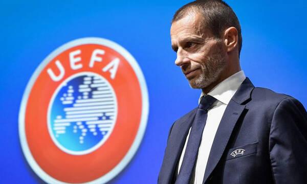 Champions League: Η UEFA επιβεβαίωσε τις επιστολές συμμετοχής σε Γιουβέντους, Μπαρτσελόνα και Ρεάλ