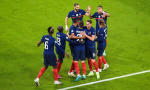Euro 2020: Γαλλία - Γερμανία 1-0