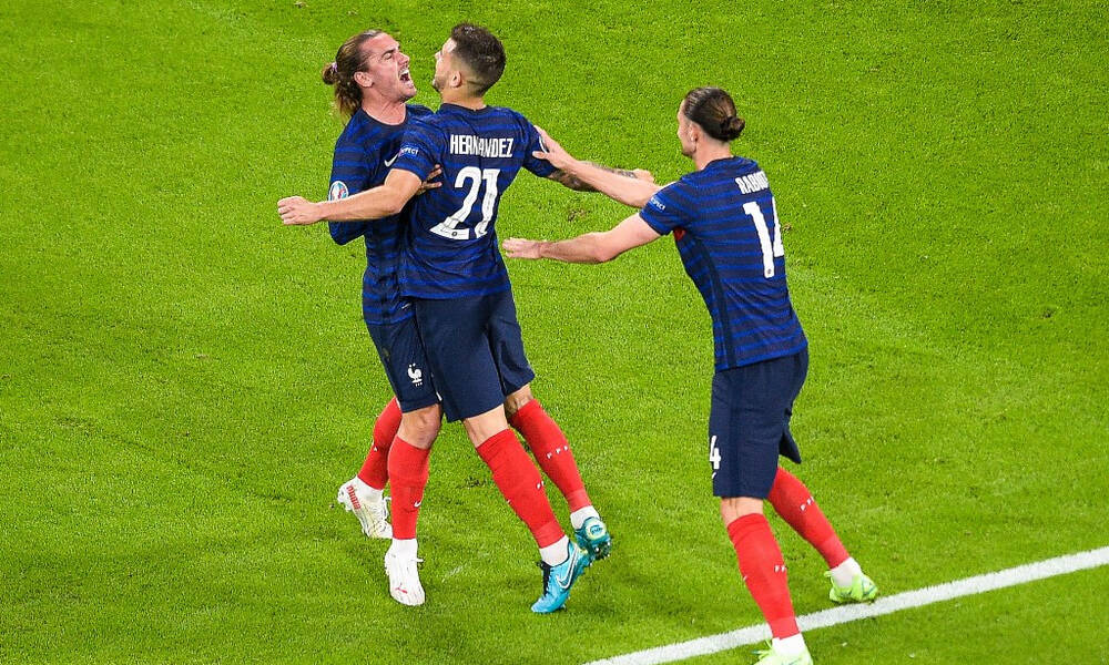 Euro 2020: Η βαθμολογία του ΣΤ' Ομίλου