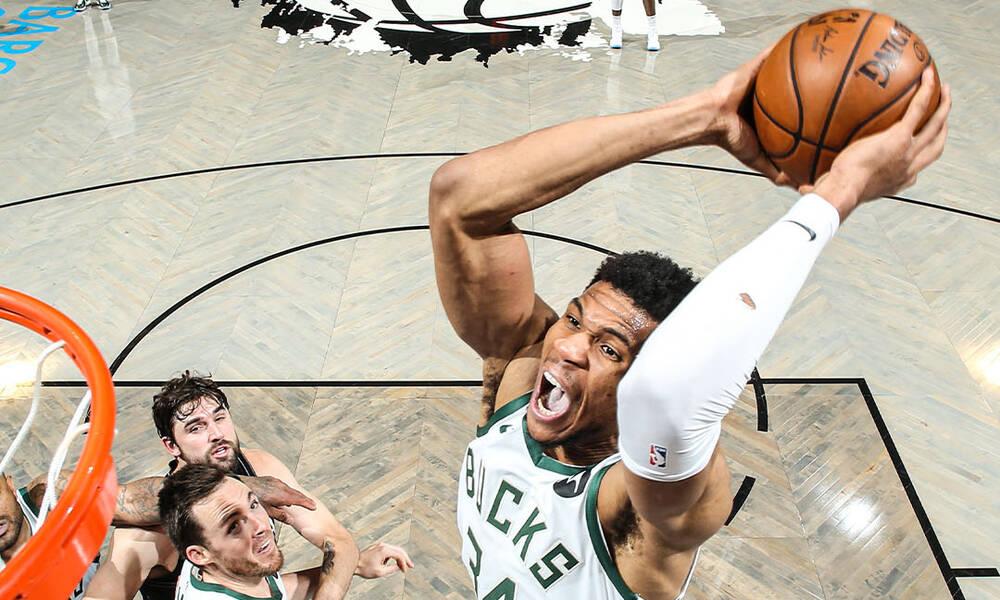 NBA: Αποθέωσε τον Ντουράντ ο Αντετοκούνμπο