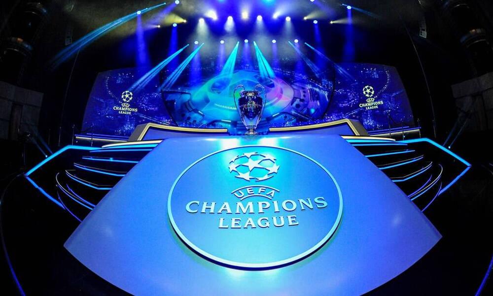 Live Chat η κλήρωση του Ολυμπιακού στα προκριματικά του Champions League