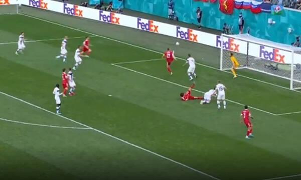 Euro 2020: Γλίτωσε τα χειρότερα ο Μάριο Φερνάντες - Τρομακτικός τραυματισμός (video+photos)