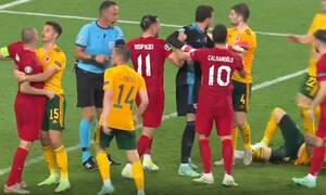 Euro 2020: Δεν σκόραραν και ξέφυγαν οι Τούρκοι - Σύρραξη μεταξύ των παικτών (photos+video)