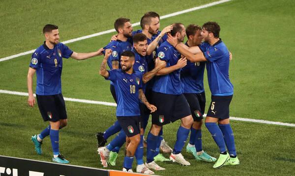 Euro 2020: Ιταλία-Ελβετία 3-0