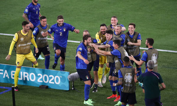 Euro 2020: Η βαθμολογία του Α' ομίλου