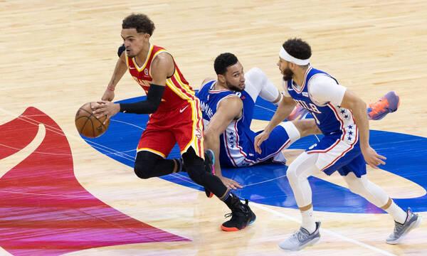 NBA: Μια ανάσα από την πρόκριση Κλίπερς και Χοκς (photos+videos)