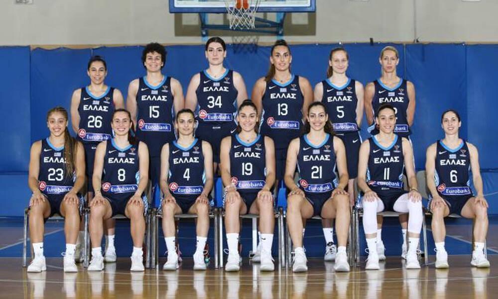 Εθνική γυναικών: Πρεμιέρα για το Eurobasket Γυναικών με το Μαυροβούνιο