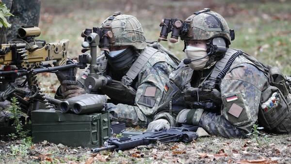 Σκάνδαλο με Γερμανούς στρατιώτες στη Λιθουανία - Αποσύρει άρον-άρον τη διμοιρία η Γερμανία