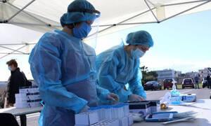 Κρούσματα σήμερα: 519 νέα ανακοίνωσε ο ΕΟΔΥ - 16 θάνατοι σε 24 ώρες, 321 στους οι διασωληνωμένοι
