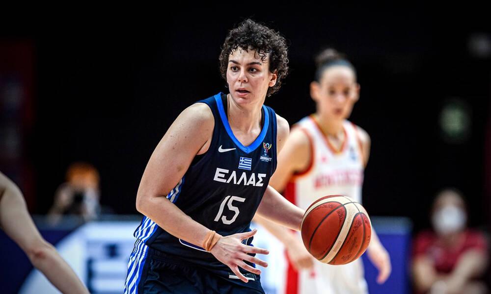 Eurobasket γυναικών: Με το «αριστερό» η Εθνική