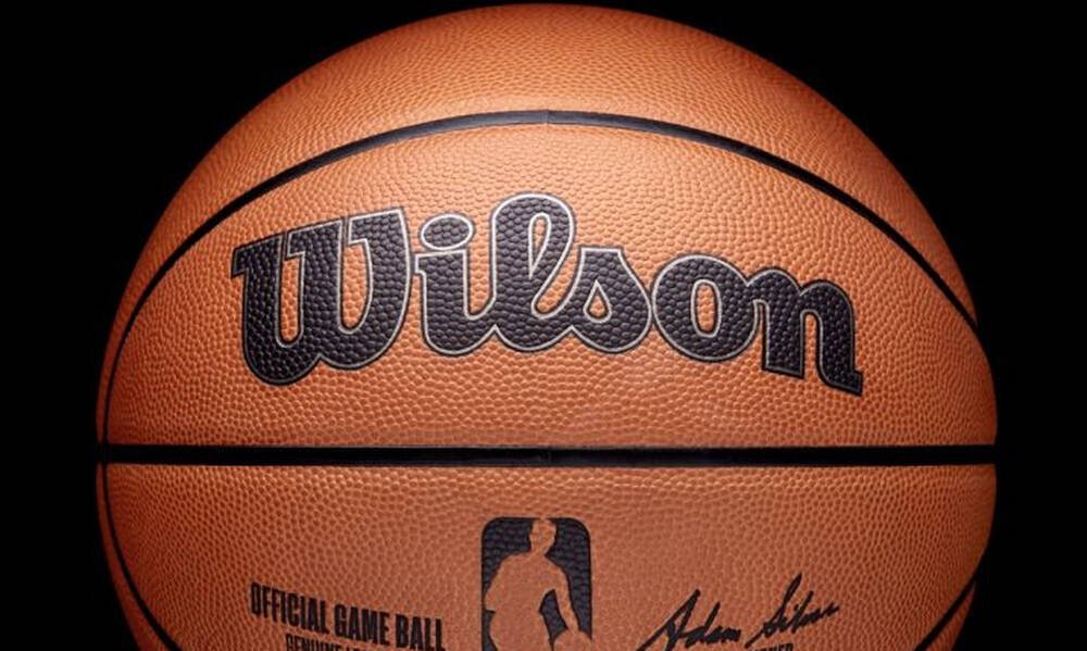 NBA: Παρουσίασε την νέα μπάλα για το πρωτάθλημα