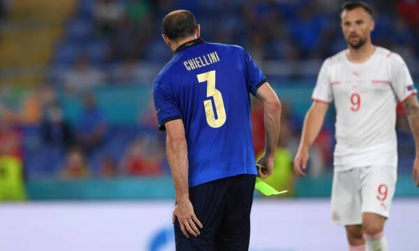 Euro 2020 - Ιταλία: Στη φάση των «16» επιστρέφει ο Κιελίνι