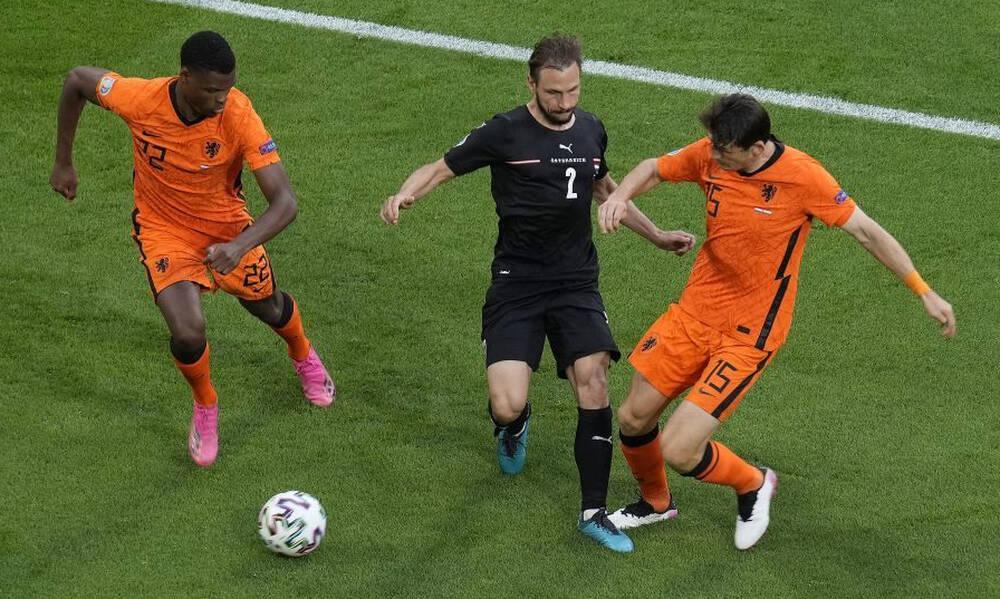 Euro 2020: Το VAR απέδωσε... ολλανδική δικαιοσύνη για το 1-0 (video)