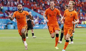 Euro 2020: Ολλανδία-Αυστρία 2-0