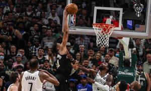 NBA: Πολύ σκληροί για να λυγίσουν οι Μπακς – Σε Game 7 με τους Νετς (photos+videos)